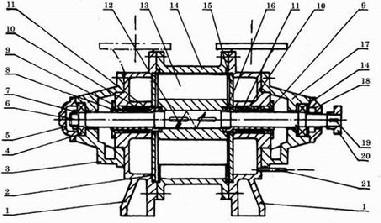 SK型水�h式真空泵�Y���D2